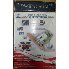 Внутренний TV-tuner Kworld Xpert TV-PVR 883 (V-Stream VS-LTV883RF) PCI (Наро-Фоминск)