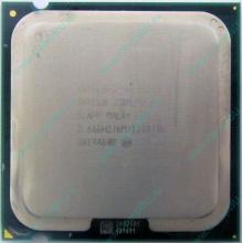 Процессор Б/У Intel Core 2 Duo E8200 (2x2.67GHz /6Mb /1333MHz) SLAPP socket 775 (Наро-Фоминск)