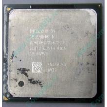 Процессор Intel Celeron D (2.4GHz /256kb /533MHz) SL87J s.478 (Наро-Фоминск)
