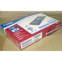 Wi-Fi адаптер D-Link AirPlusG DWL-G630 (PCMCIA) - Наро-Фоминск